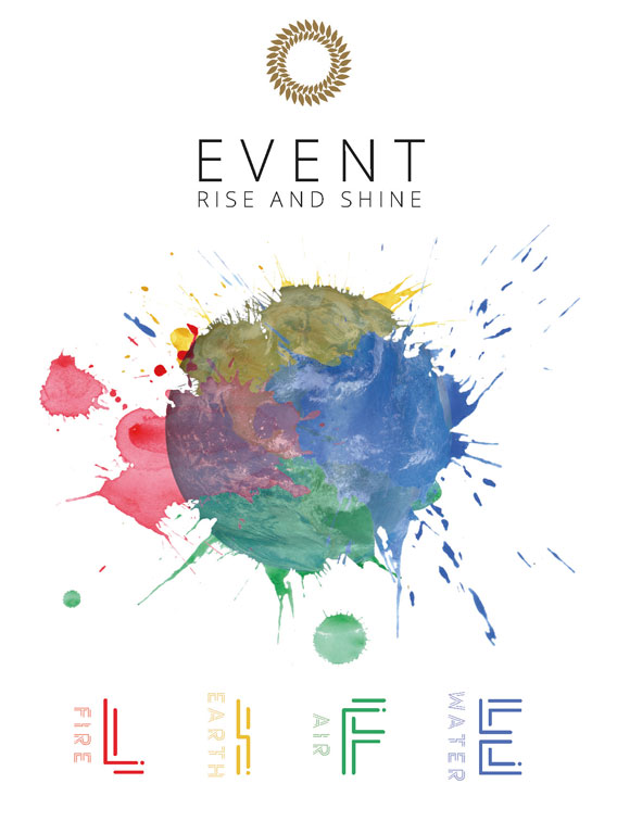 Ticket for Event Rise and Shine 2019
